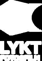 LYKT Logo Hvit
