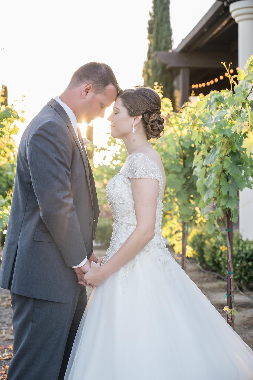 winery wedding mia grace bridal