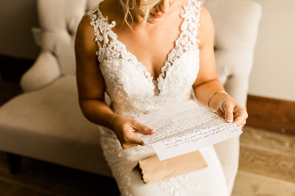 Real Mia Grace Bride St. Louis Wedding of Caitlin and Cody