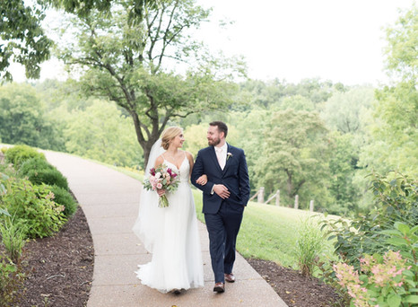 Real Mia Grace Bride: Wedding of Kristen and Timothy
