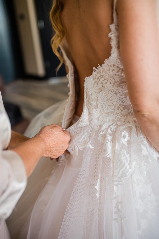 allure romance 3607 wedding dress st. louis