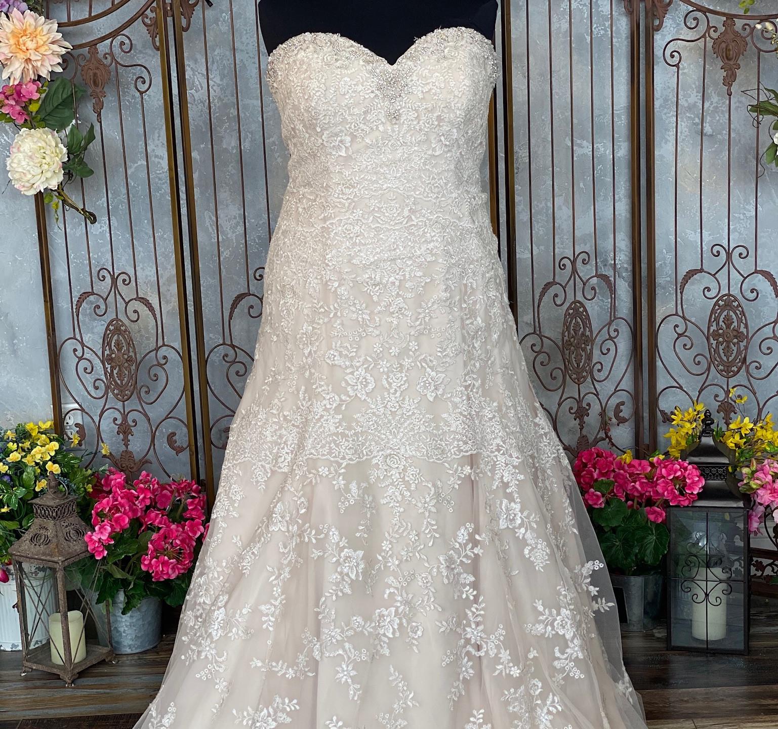 Allure W373 Dress Front