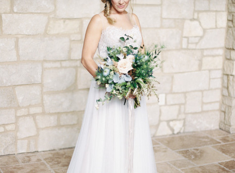 Rustic French St. Louis Wedding Photo Shoot