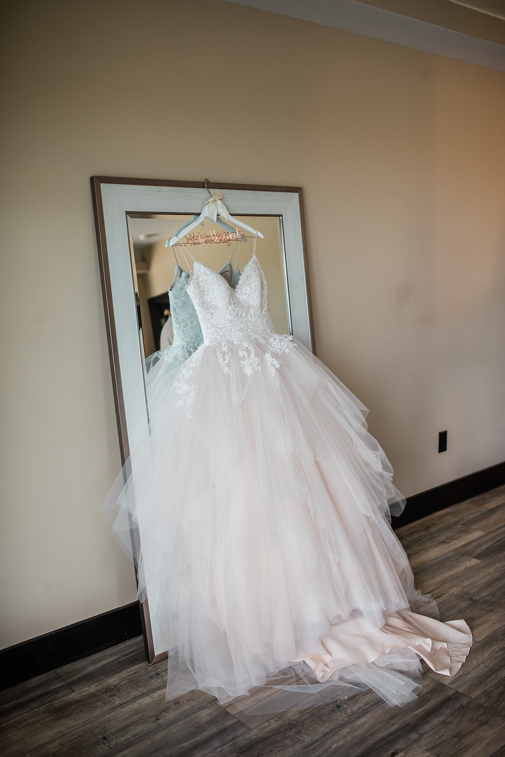 allure romance 3607 wedding dress st. louis