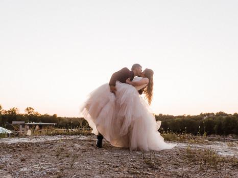 Real Mia Grace Bride: Wedding of Tami  and Carlos