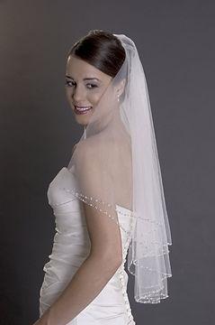 giselle bridal veils