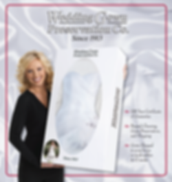 wedding dress preservation st. louis