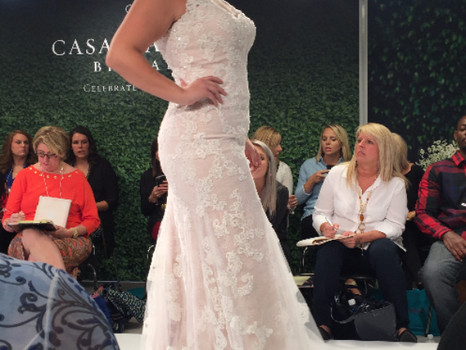 Latest Bridal Styles at the Chicago Fall 2015 Bridal Market