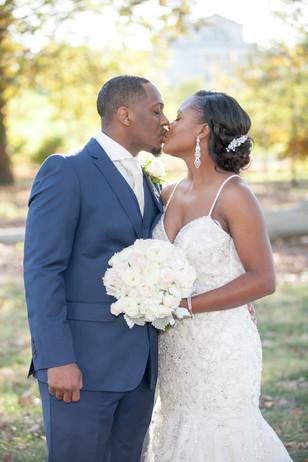 Real Mia Grace Bride: Wedding of Tiffany and Corey