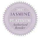 2017 jasmine bridal platinum authorized retailer
