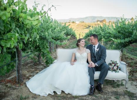 Real Mia Grace Bride: Wedding of Andrea and Daniel