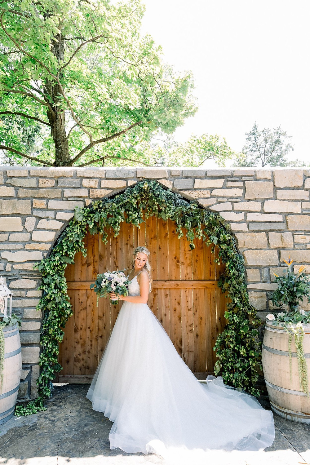 Mia Grace Bridal Mori Lee Dress St. Louis Haue Valley