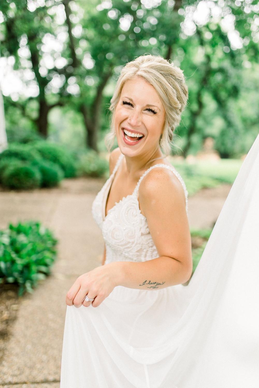 Mia Grace Bride St Louis Allure Wedding Dress