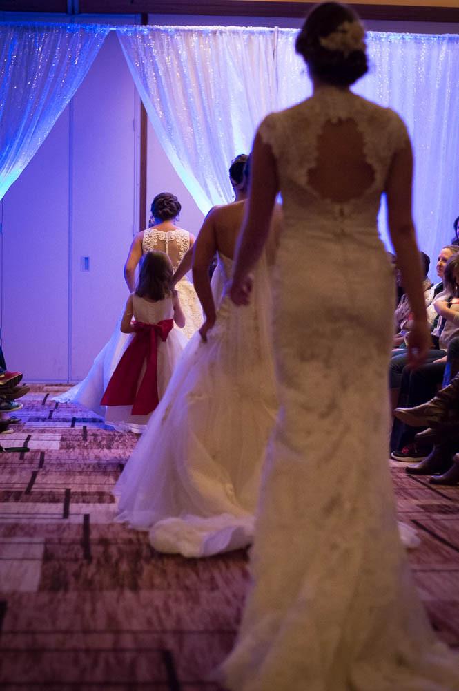 Bridal Fashion Show St. Louis PWG