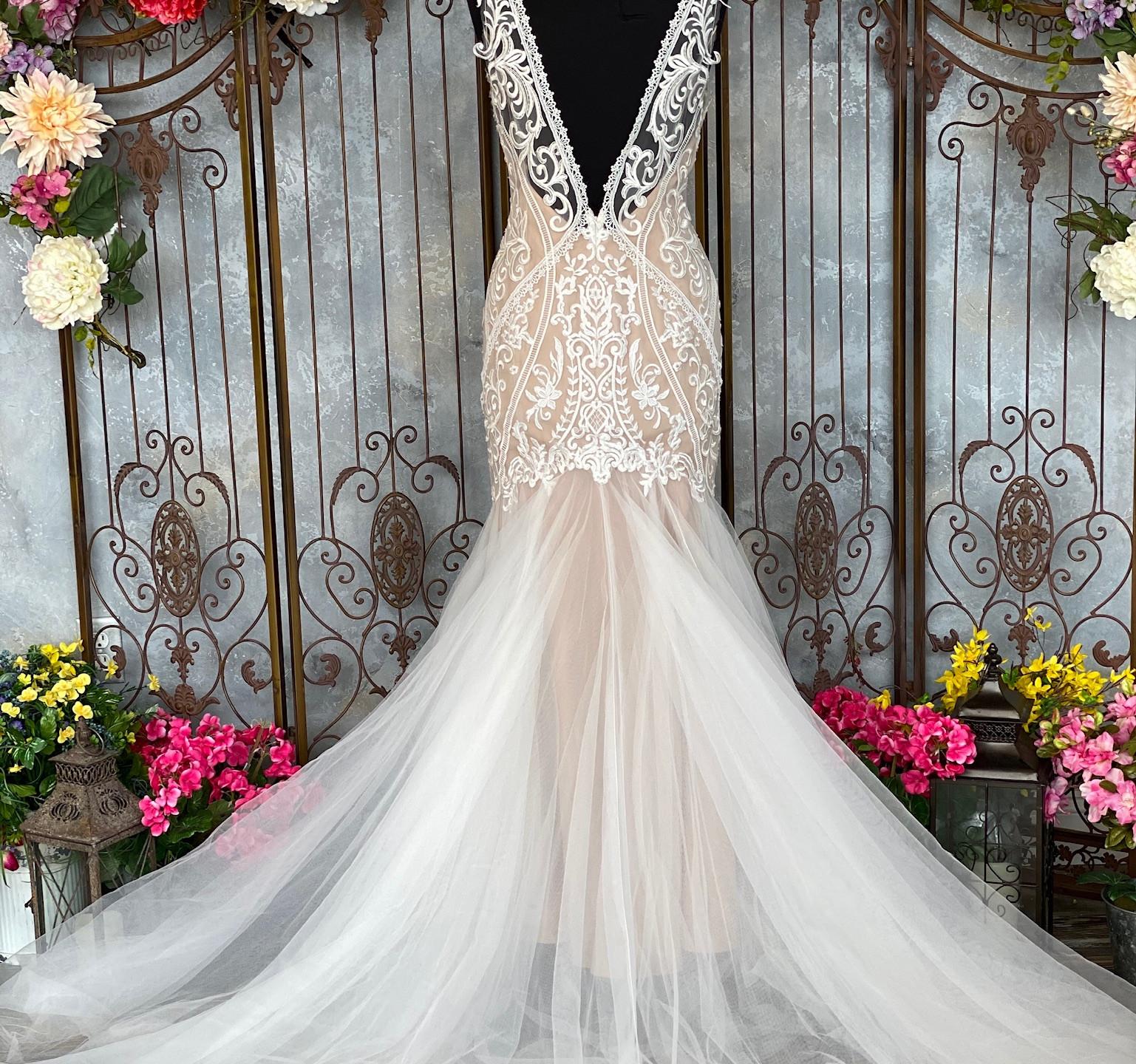 Wtoo Blanca Dress Back