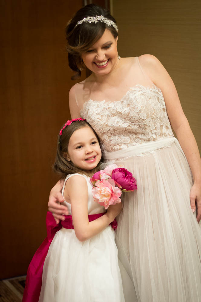 Love Marley Bridal Gown and Flower Girl St. Louis
