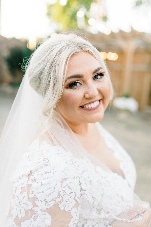 Real Mia Grace Bride: Wedding of Brianna and Brandon