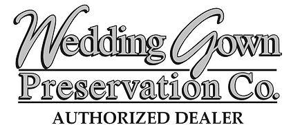 authorized retailer wedding gown preservation