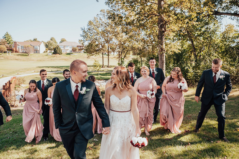 st. louis fall wedding willowby by watters wedding dress