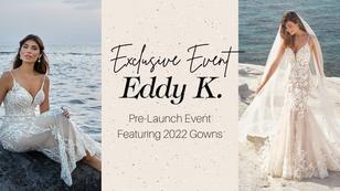 Eddy K 2022 Exclusive Pre-Launch Event Sneak Peek