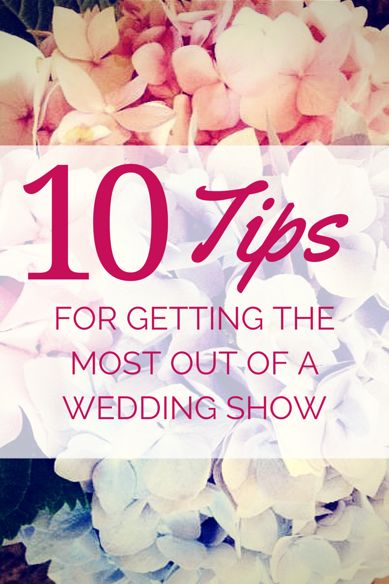 10 tips wedding show.png