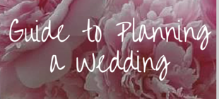 Guide to Planning a Wedding in 12 Months