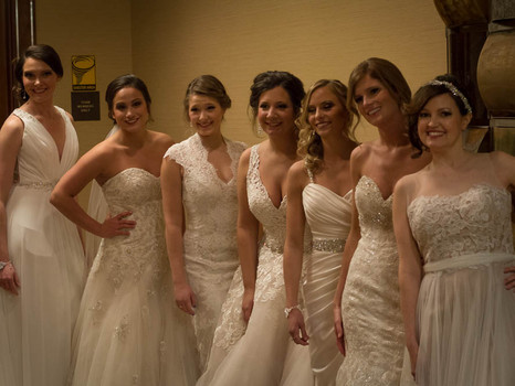 """""""Lucky in Love"""" Bridal Fashion Show"""