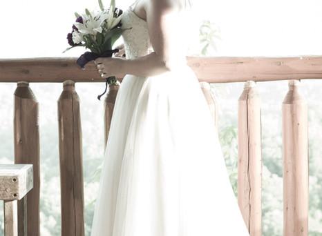 Real Mia Grace Bride: Wedding of Breanna and Mark