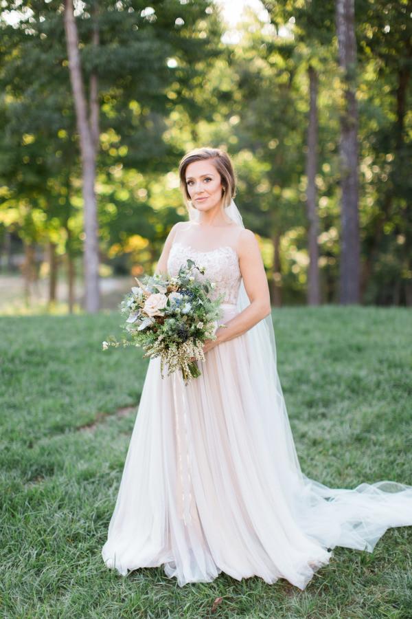 Romantic Willowby St. Louis Wedding Dress