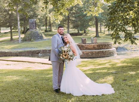 Real Mia Grace Bride: Wedding of Jaden and Drew