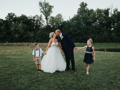 Real Mia Grace Bride: Wedding of Shannon and Kyle