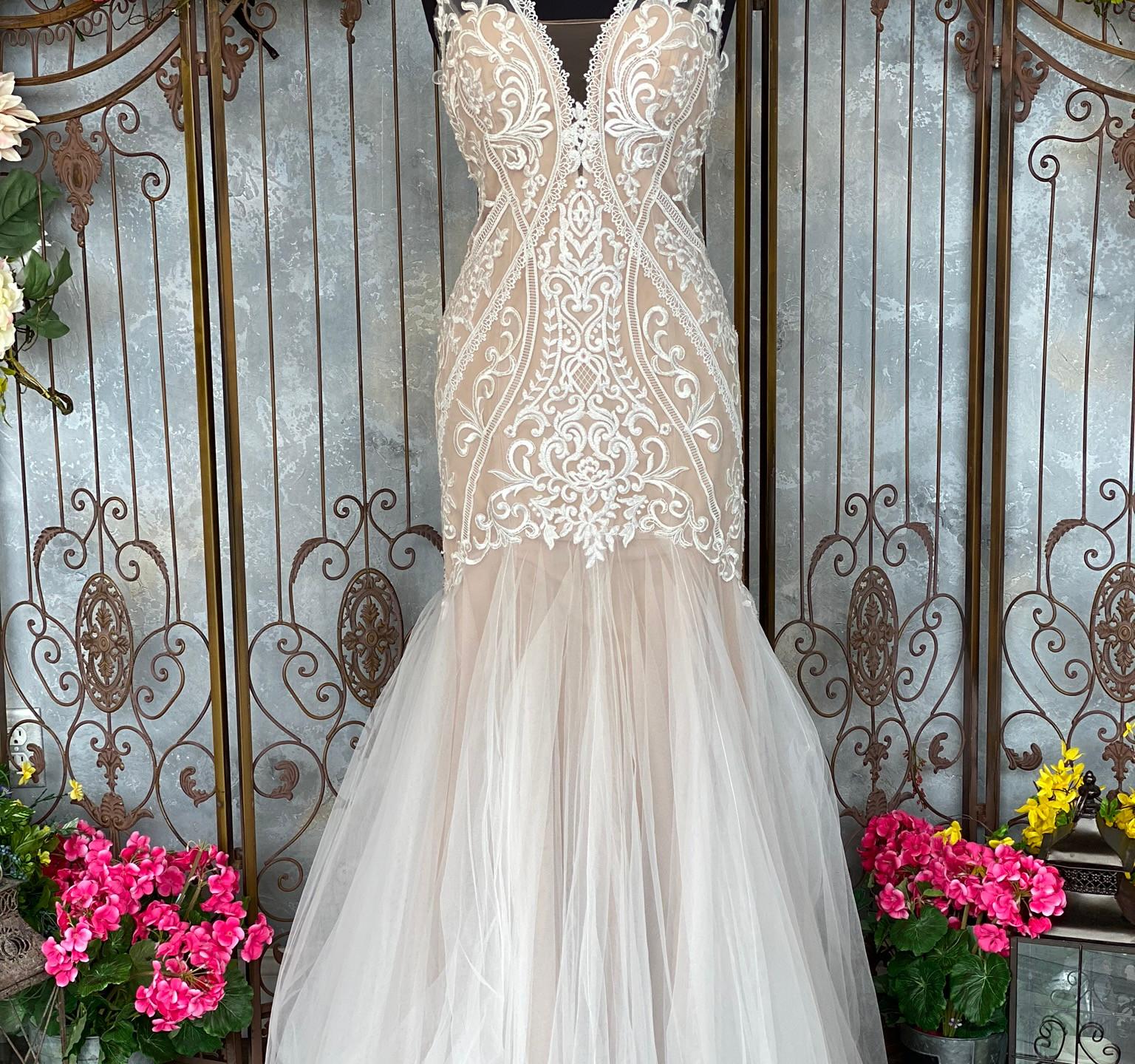 Wtoo Blanca Dress Front