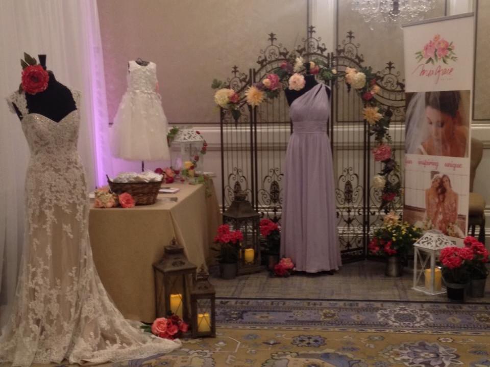 mia grace bridal at St Louis Magazine Unveiled 2015