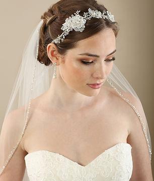 bel air bridal veils