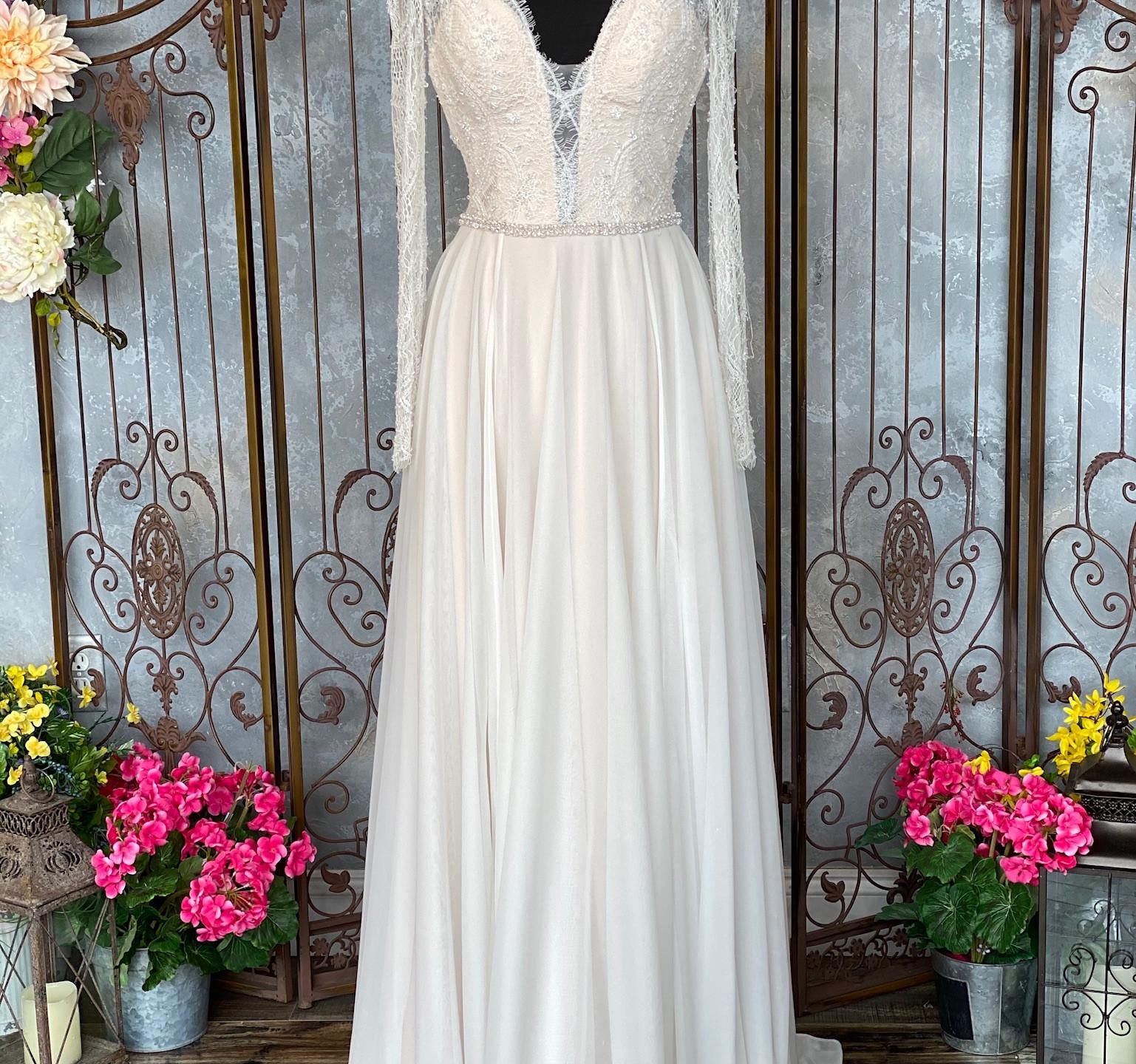 allure 9515L dress front