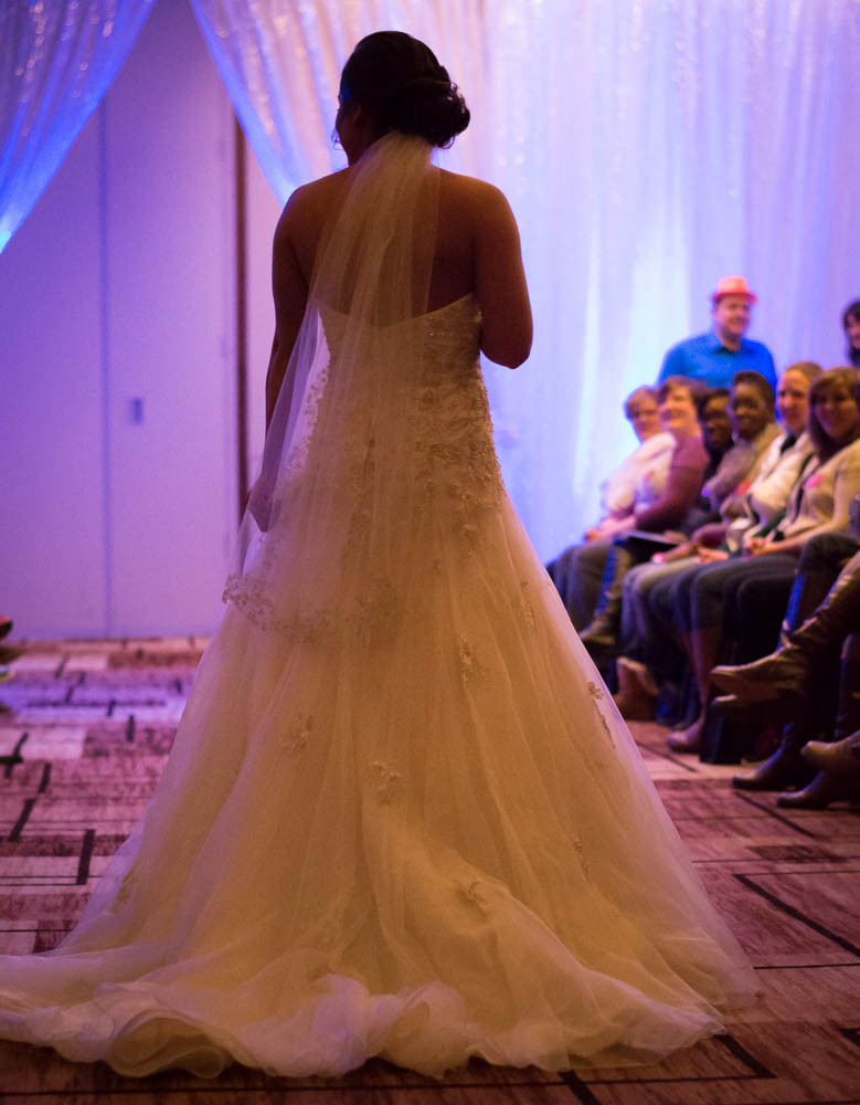 David Tutera Bridal Gown St. Louis