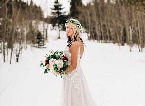 Real Mia Grace Bride: Wedding of Kaci and Alfonzo