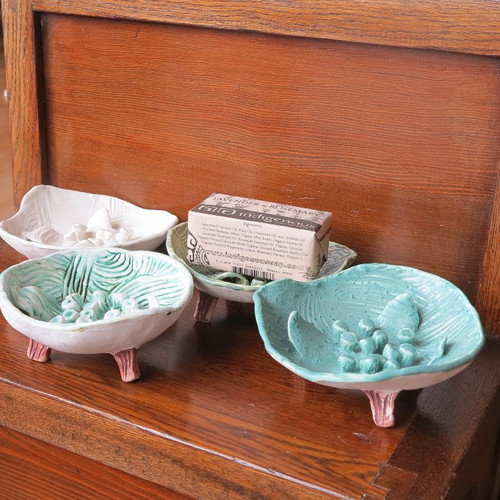 Blossom Soapdishes