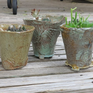 Stand Up Pots