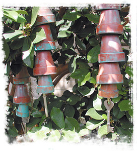 Terra Cotta Pot Chimes