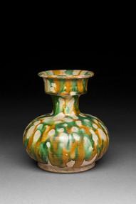 Pullonmuotoinen maljakko / Vas i flaskform / Bulbous shape vase