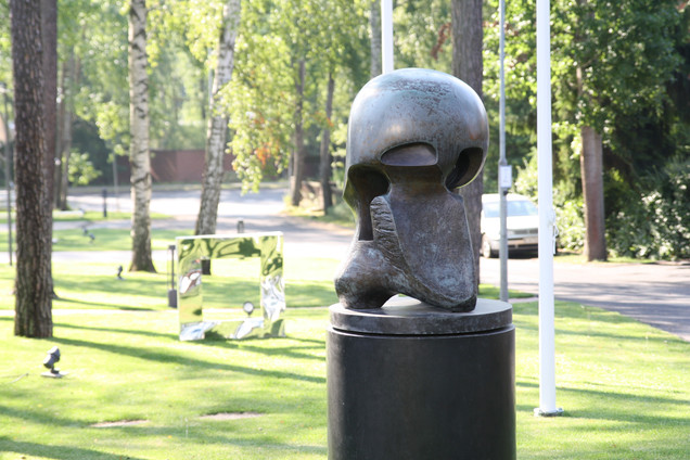 Henry Moore: Atom Piece