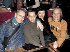 Tero Saarinen, Marita Liulia, Iiris Autio & Mikki Kunttu, Madrid