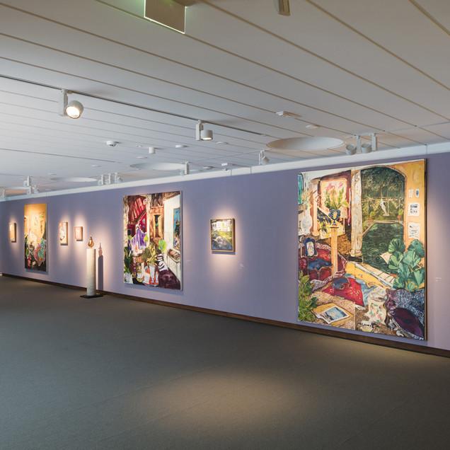 Karoliina Hellberg, Pro Arte -näyttely / Pro Arte utställning / Pro Arte exhibition, 2019. Kuva / foto / photo: Jussi Tiainen