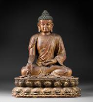 Istuva Buddha / Sittande Buddha / Seated Buddha