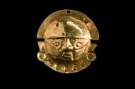 Naamiomainen koriste / Maskliknande prydnad / Masklike ornament