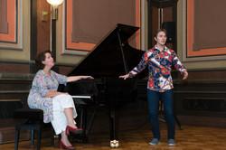 Pia ja Elias raatihuoneen kuva cor