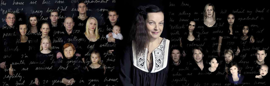Marita Liulia & Families in Finland and in the Netherlands, 2015