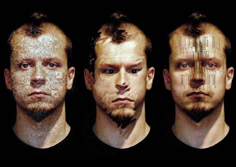 Manipulated Images of Kimmo Pohjonen, 2001