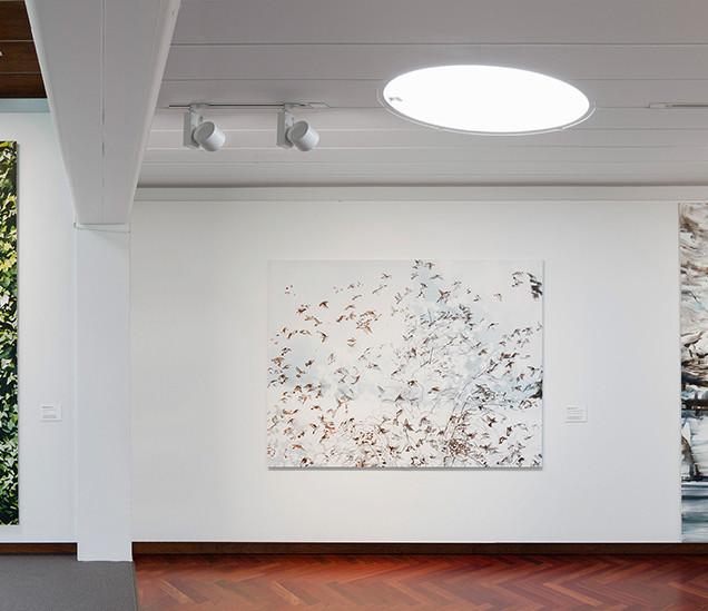 Tamara Piilola, Pro Arte -näyttely / Pro Arte utställning / Pro Arte exhibition, 2016. Kuva / foto / photo: Jussi Tiainen